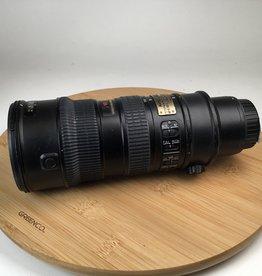 NIKON Nikon AF-S VR Nikkor 70-200mm f2.8 G Lens Used BGN