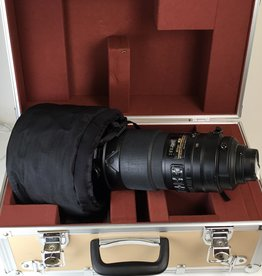 NIKON Nikon AF-S Nikkor 400mm f2.8 G VR Lens with Case Used EX-