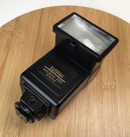 Sunpak Auto Zoom 333 Flash Used EX