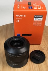 SONY Sony FE 35mm f2.8 ZA Zeiss Sonnar Lens in Box Used EX+