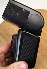 OLYMPUS Olympus FL50 Flash with Case Used EX