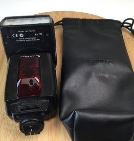 OLYMPUS Olympus FL50 Flash with Case Used EX
