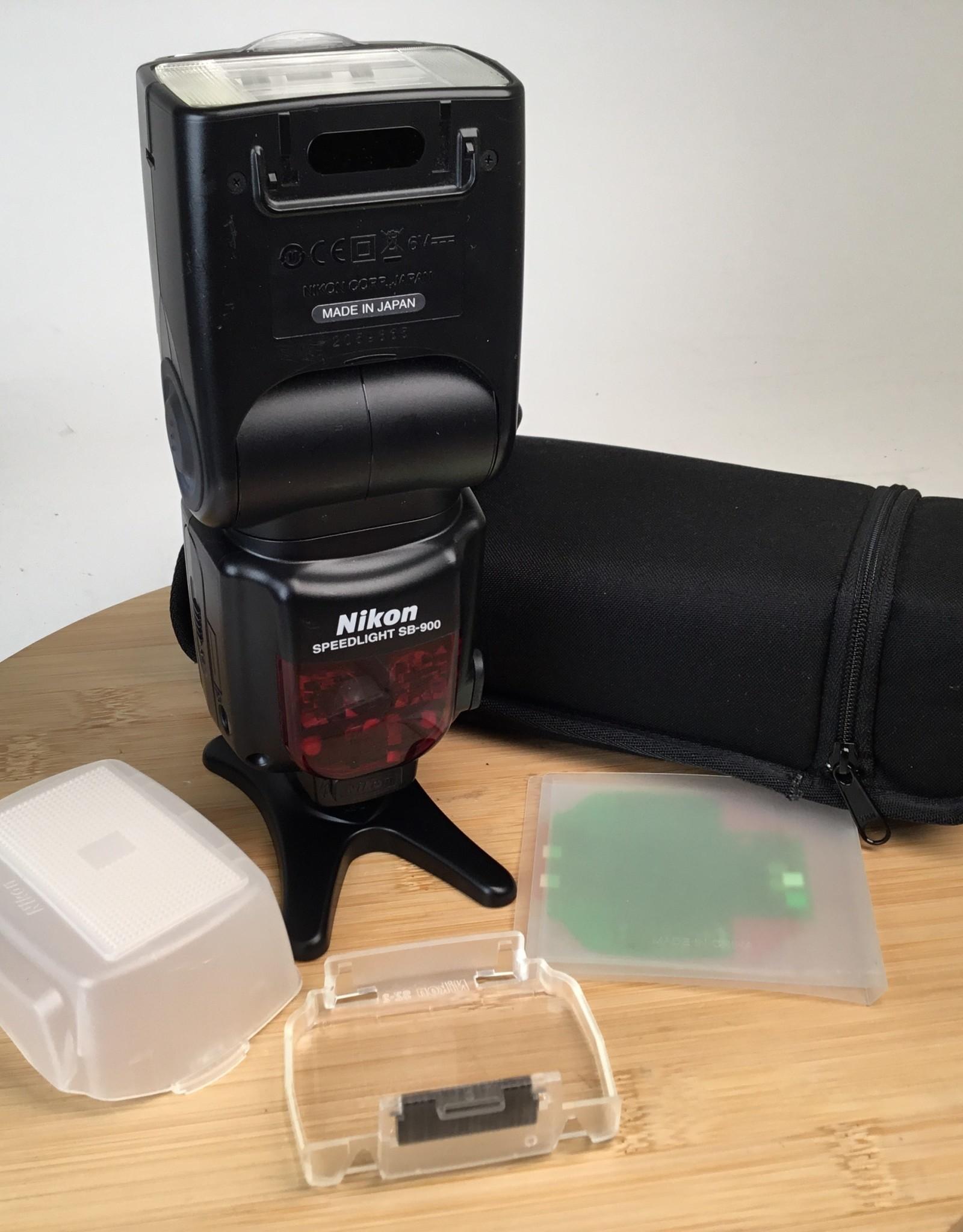 NIKON Nikon Speedlight SB-900 Flash Used EX+