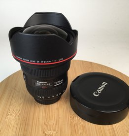 CANON Canon EF 11-24mm f4 L Lens Used EX+