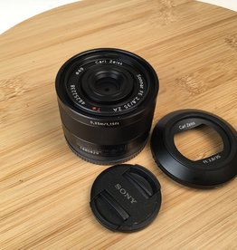 SONY Sony FE 35mm f2.8 ZA Zeiss Sonnar Lens Used EX+