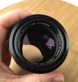 NIKON Nikon Nikkor-Q 135mm f2.8 Non AI Lens Used BGN