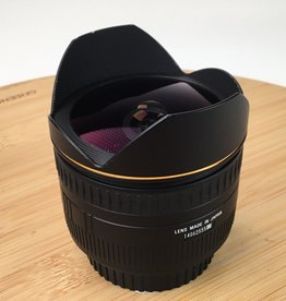 SIGMA Sigma 15mm f2.8 EX DG Fisheye for Canon Used EX