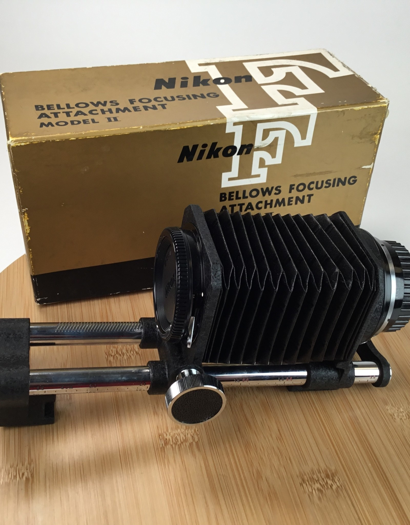 NIKON Nikon Bellows Model II in Box Used EX+