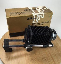 NIKON Nikon Bellows Model II in Box Used EX+