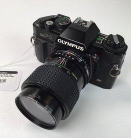 OLYMPUS Olympus OM PC with Tokina 35-70mm Used EX