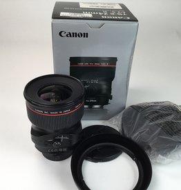 CANON Canon TS-E 24mm f3.5 L II Lens in Box Used EX-