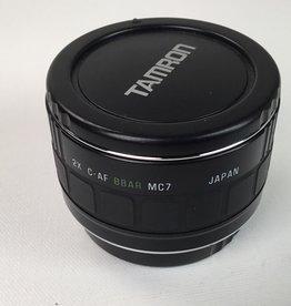 TAMRON Tamron  2x BBAR MC7 Teleconverter for Canon Used EX