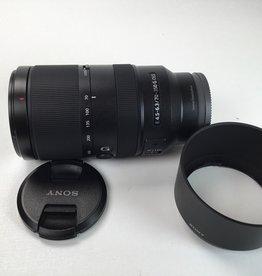 SONY Sony E 70-350mm f4.5-6.4 G OSS Used EX+