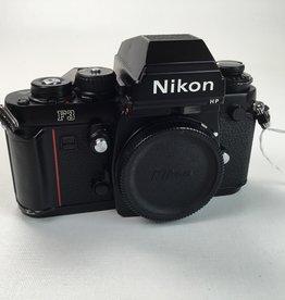 NIKON Nikon F3 HP 35mm Film Camera Body Used EX