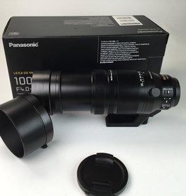 PANASONIC Panasonic Lumix DG Vario-Elmar 100-400mm f4-6.3  Lens in Box Used EX+