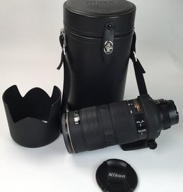 NIKON Nikon AF-S Nikkor 80-200mm f2.8 D SWM Motor Squeaks Used BGN