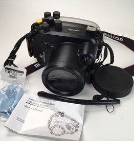 Meikon A7 Waterproof Housing for A7, A7R and 28-70 Used EX