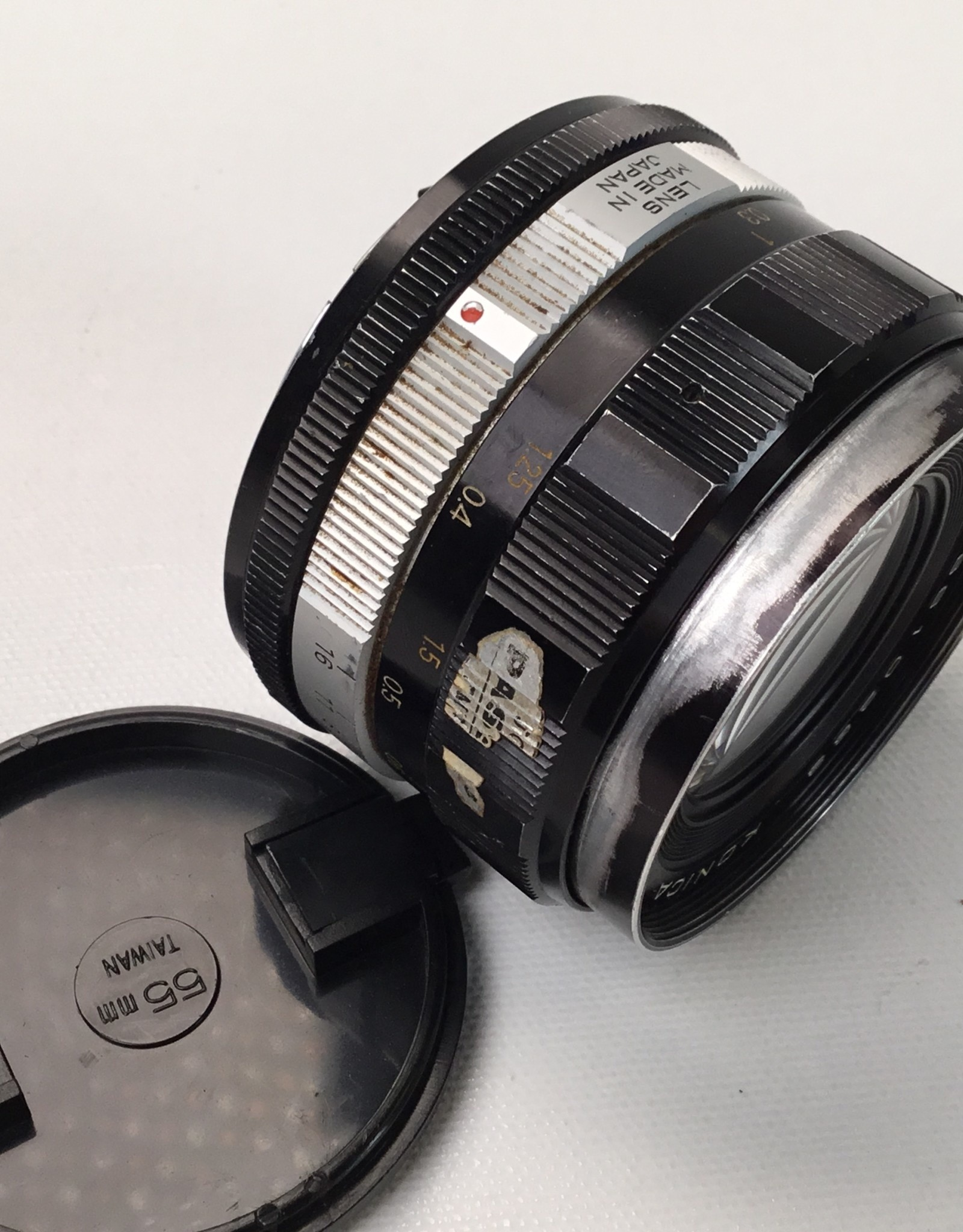 Konica AR Hexanon 28mm f3.5 Lens Used BGN