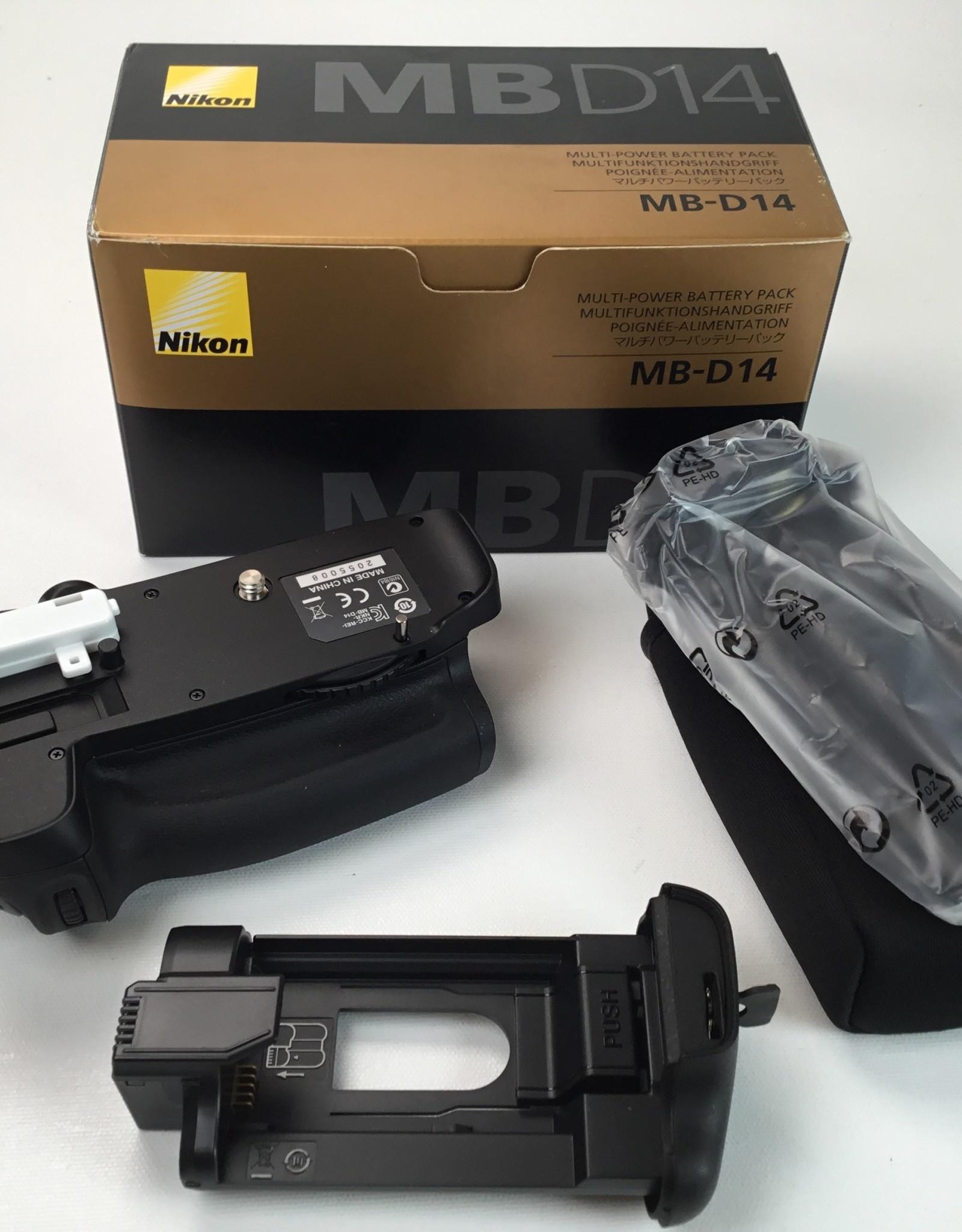 NIKON Nikon MB-D14 Grip for D600/D610 Camera Used LN
