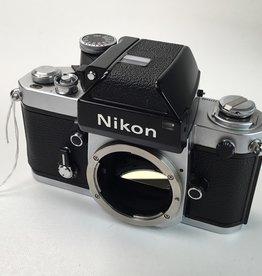NIKON Nikon F2 Camera Body Used EX