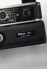 NIKON Nikon MD-2 with MB-1 Motor Drive Used EX
