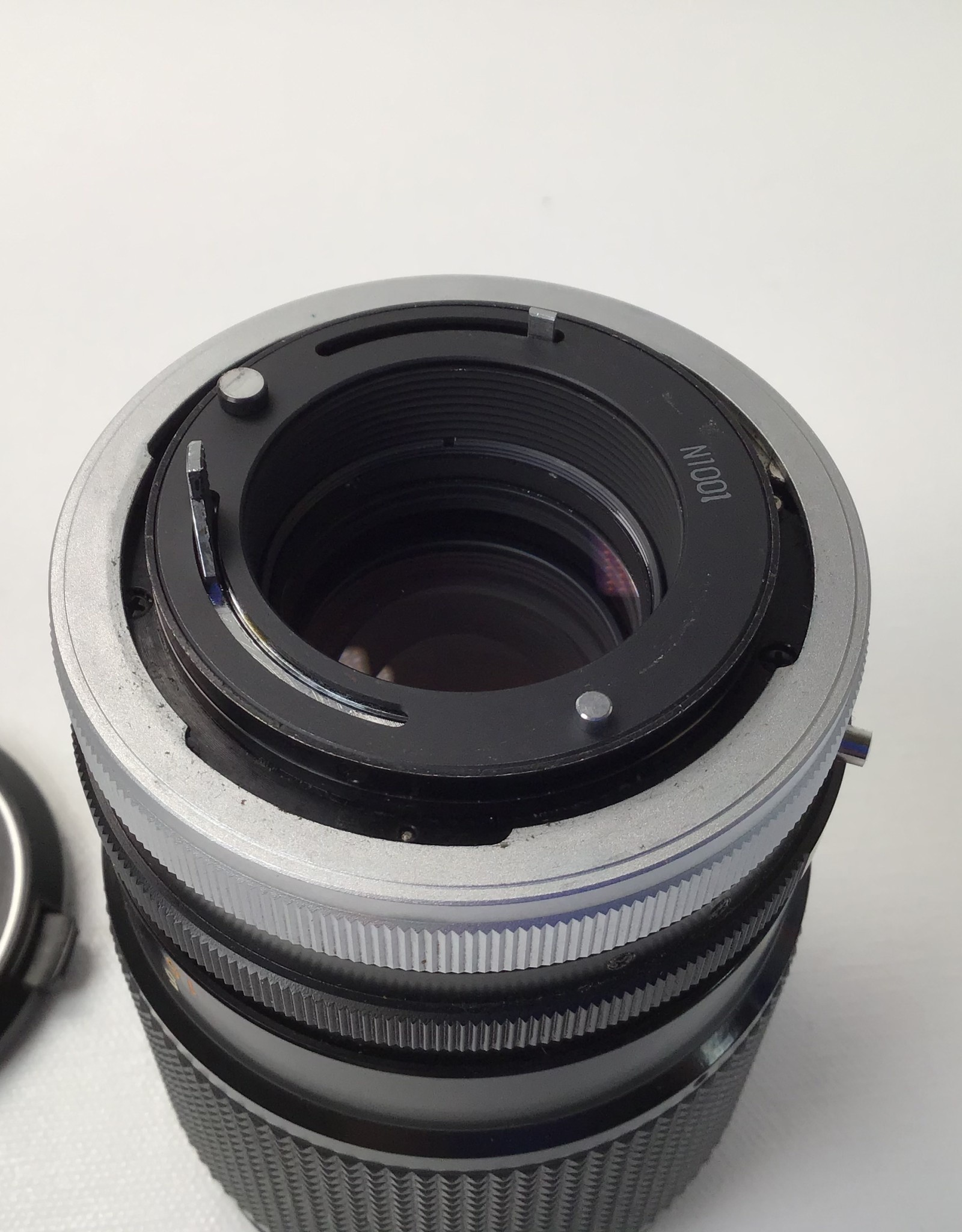 CANON Canon FD Bell & Howell 135mm f2.5 Lens Used EX