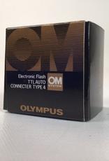 OLYMPUS Olympus OM Connector Type 4 in Box Used LN