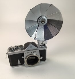 NIKON Nikon F Camera Body, Standard Prism, BC-7 Used EX