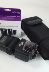 Altura Flash with Triggers for Canon Used EX+