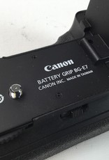 CANON Canon BG-E7 Grip for 7D Used EX+