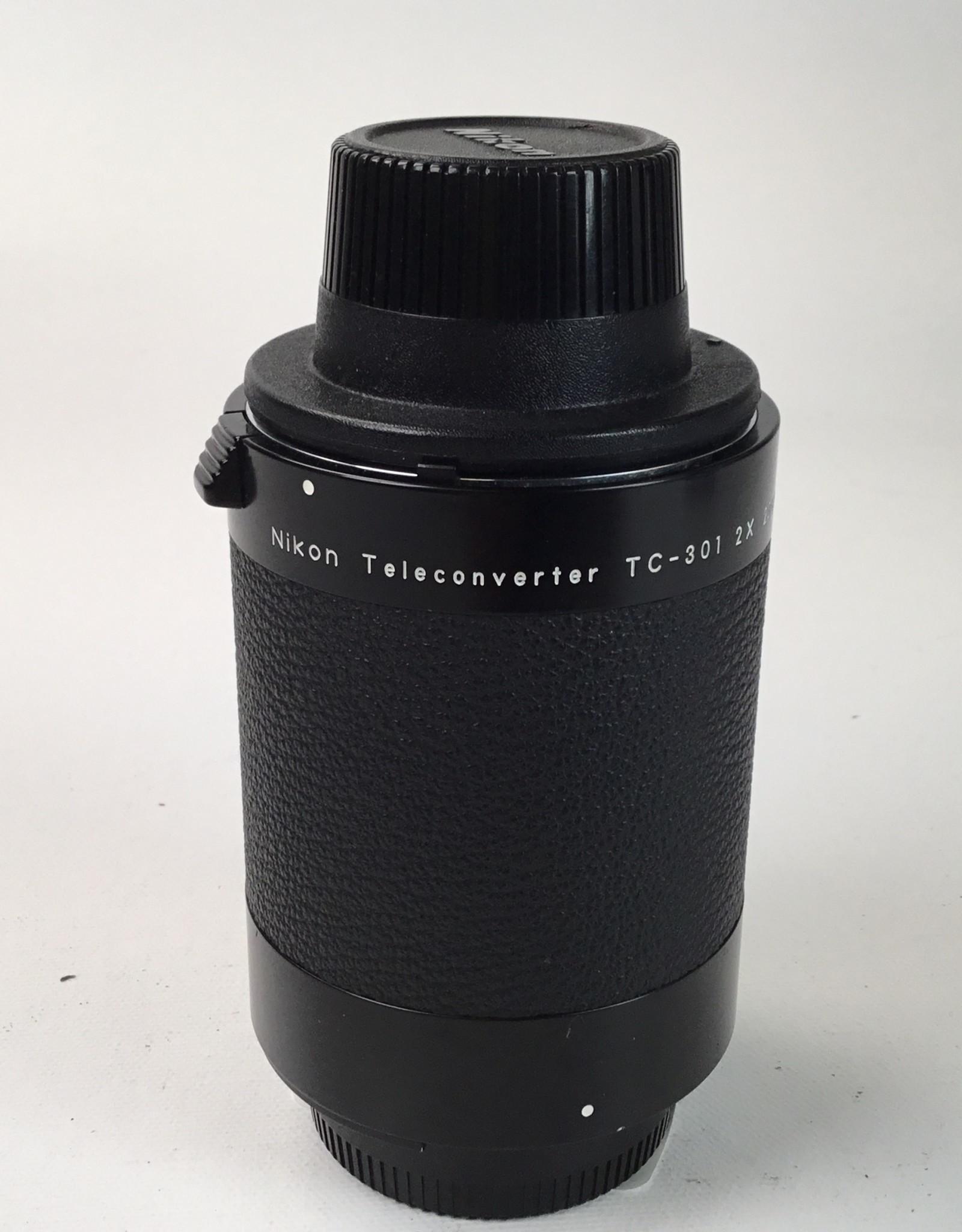 NIKON Nikon TC-301 2X Teleconverter Used EX