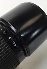 NIKON Nikon Nikkor 300mm f4.5 AI Lens W/ Tripod Mount Used EX