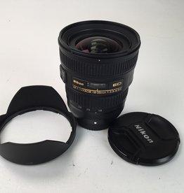 NIKON Nikon AF-S Nikkor 18-35mm f3.5-4.5 G Lens Used EX+