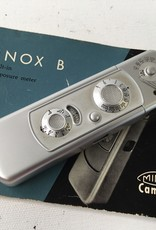 minox Minox B Camera in Case with Manual