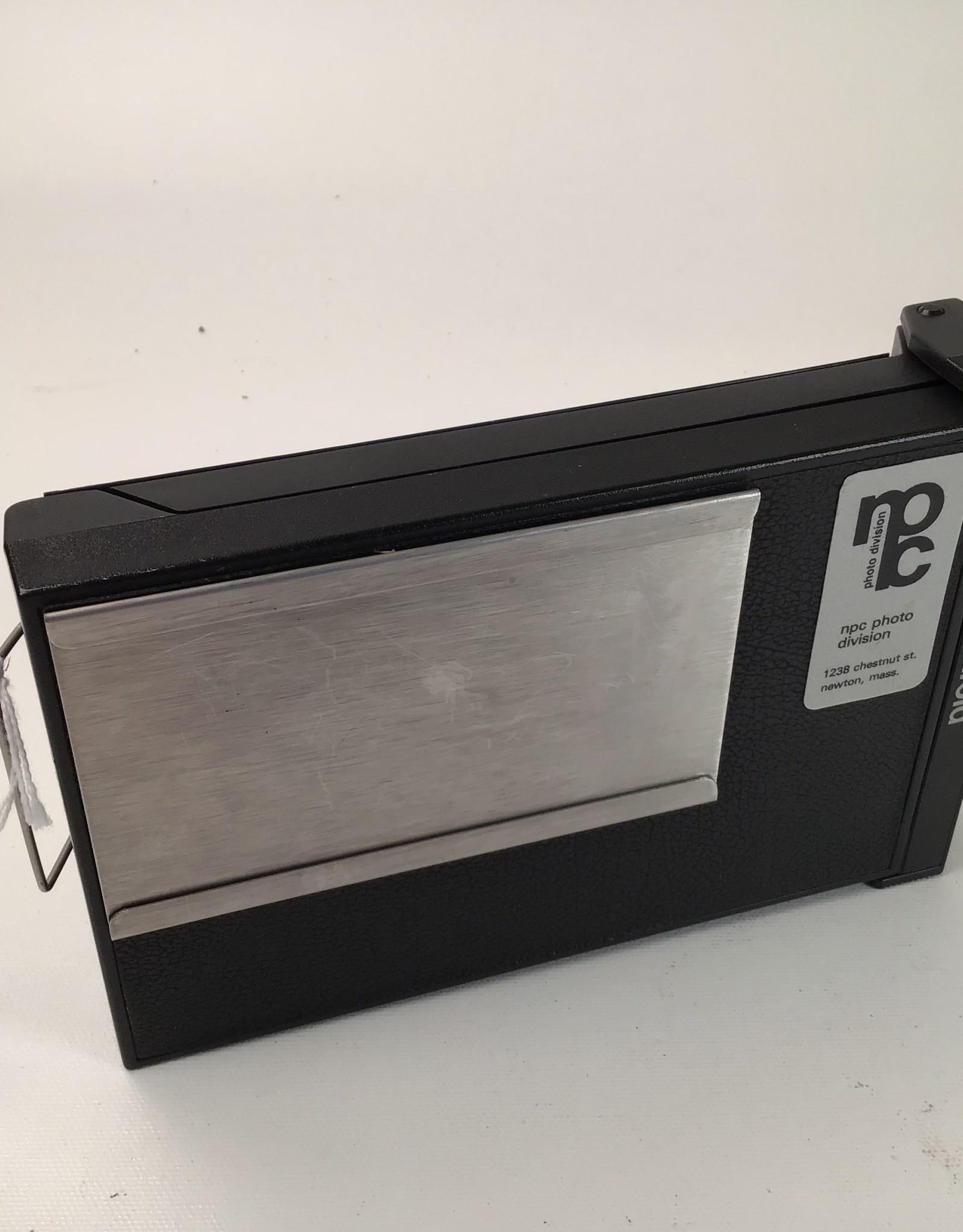 NPC Polaroid Back for Hasselblad Used EX