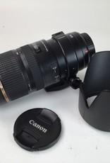 TAMRON Tamron SP 70-200mm f2.8 Di VC Lens Used EX