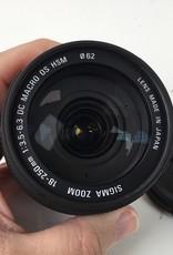 SIGMA Sigma 18-250mm f3.5-6.3 DC Macro OS HSM Lens Sony A Used EX+