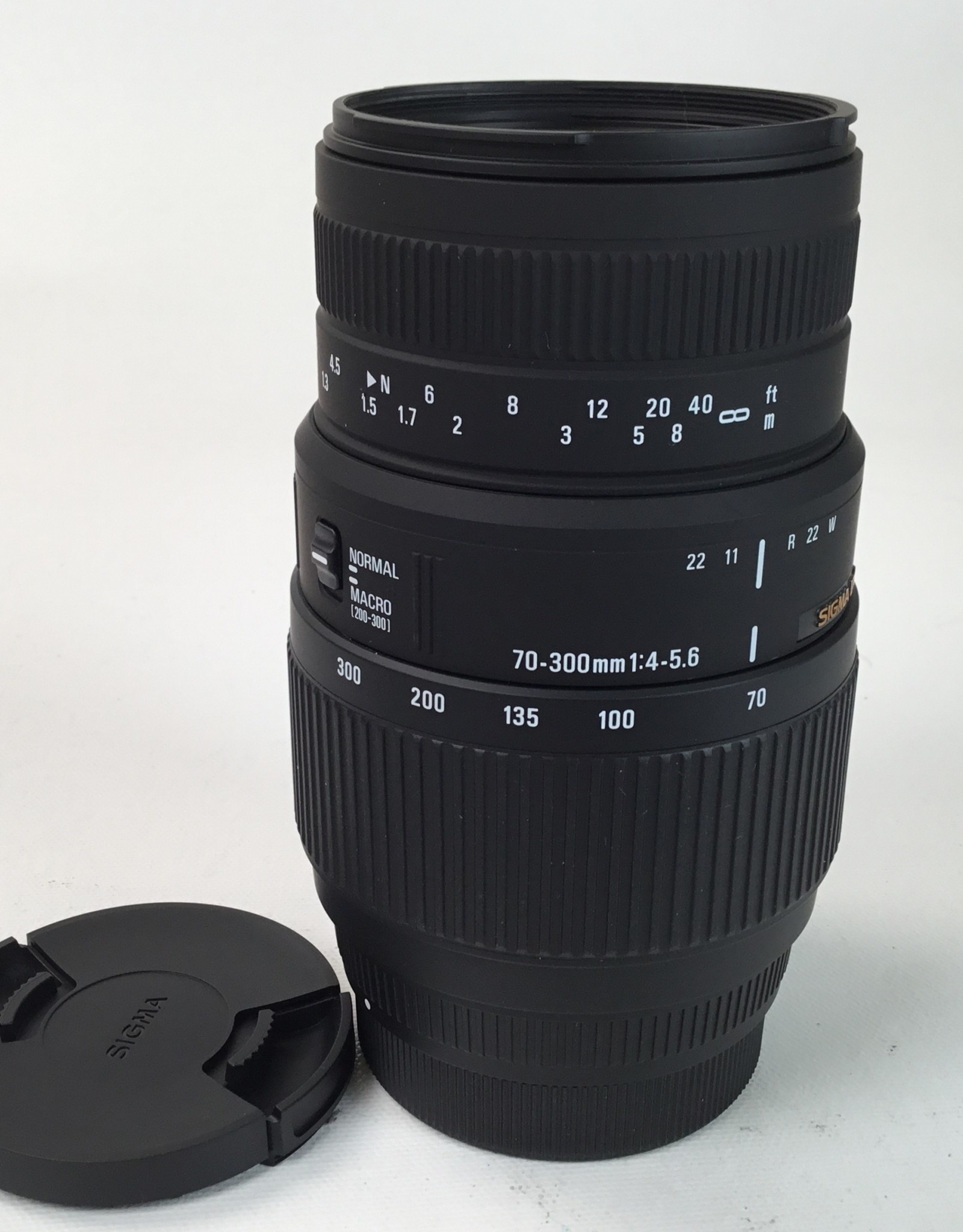 SIGMA Sigma 70-300mm f4-5.6 DG Lens for Sony A Used EX+