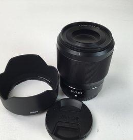 NIKON Nikon Nikkor Z 50mm f1.8 S Lens Used EX+