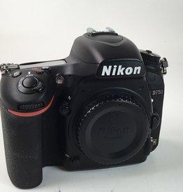 NIKON Nikon D750 Camera Body in Box Shutter Count  5349 Used EX+