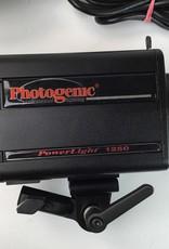 Photogenic Powerlight 1250 Studio Strobe Used EX