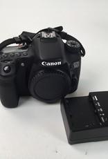 CANON Canon 70D Camera Body Used EX+