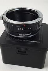 K&F Concepts EOS-NEX Adapter KF06.069