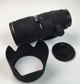 SIGMA Sigma 70-200mm f2.8 EX DG Macro HSM Lens for Canon Used EX