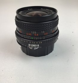 Zykkor 28mm f2.8 MC Lens for Nikon AI Used EX