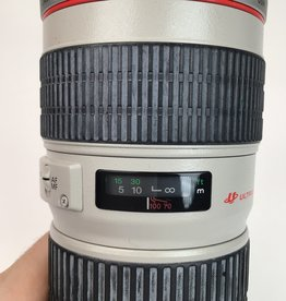 CANON Canon 70-200mm f4 L Lens with Tripod Collar Used EX