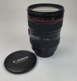 CANON Canon EF 24-105mm f4 L IS Lens Used EX