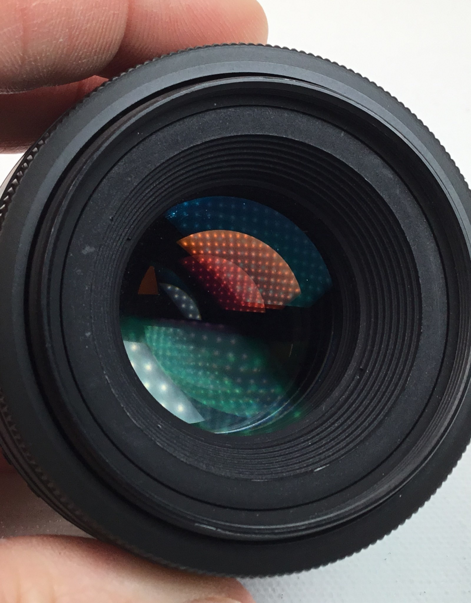Pentax Pentax F SMC 50mm f1.7 Lens Used EX