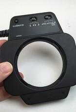 NIKON Nikon SB-21 Macro Speedlight Flash with AS-14  No Filter Rings Used EX