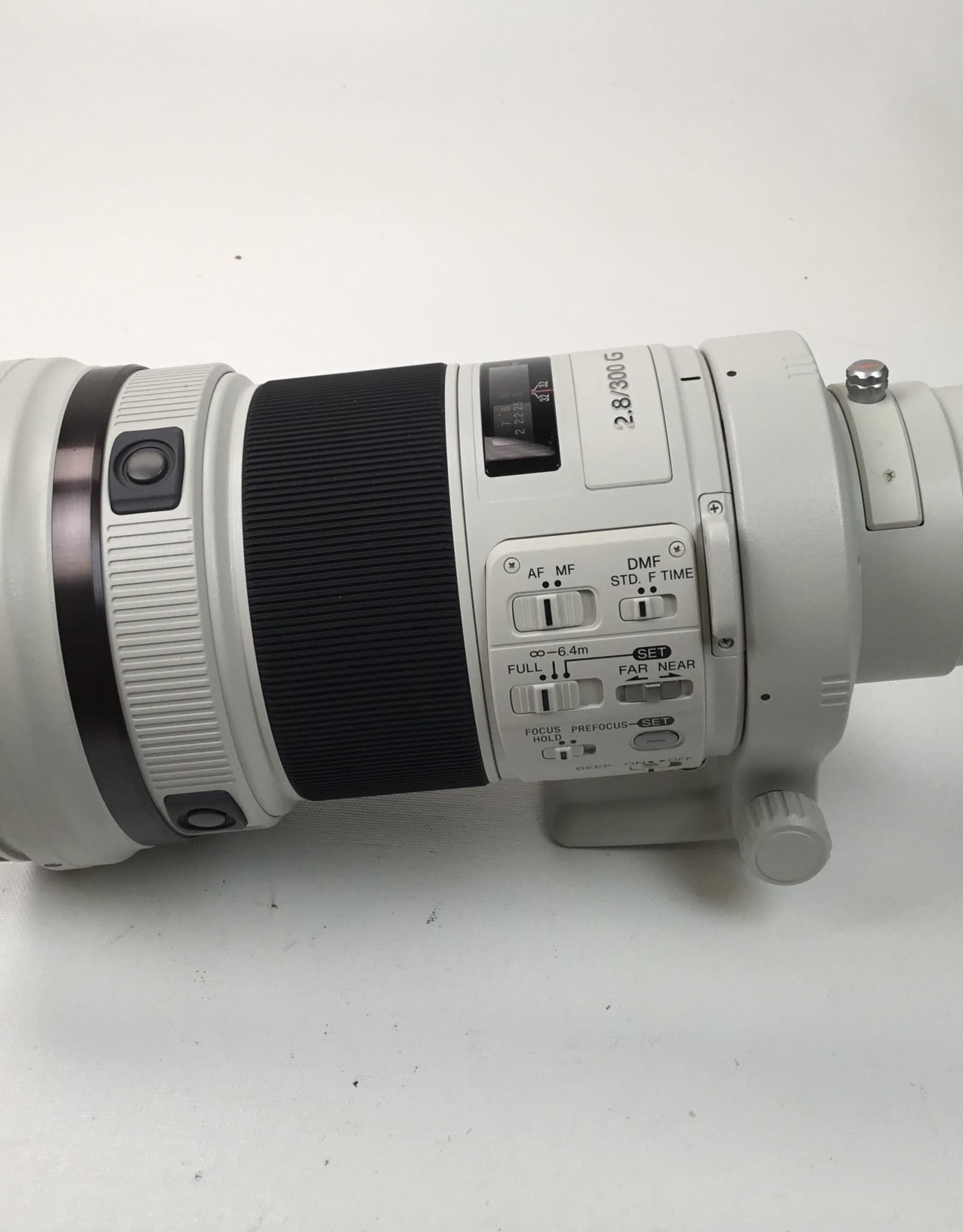 SONY Sony SAL300F28G 300mm f2.8 SSM Lens in Box Used EX+
